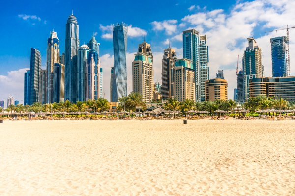 Dubaj: Elite Residence Marina 5* z Viedne