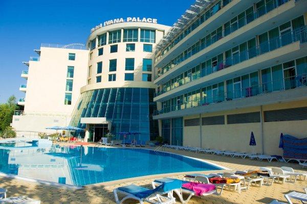 Bulharsko: Ivana Palace 3.5*