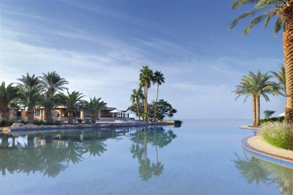 Jordánsko, Mŕtve more: Mövenpick Resort & Spa 5* z Viedne