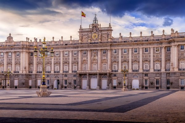 Madrid: Holiday Inn Madrid Las Tablas 3*