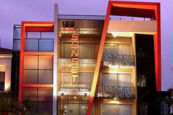100 Sunset Hotel & Boutique Managed By Eagle Eyes