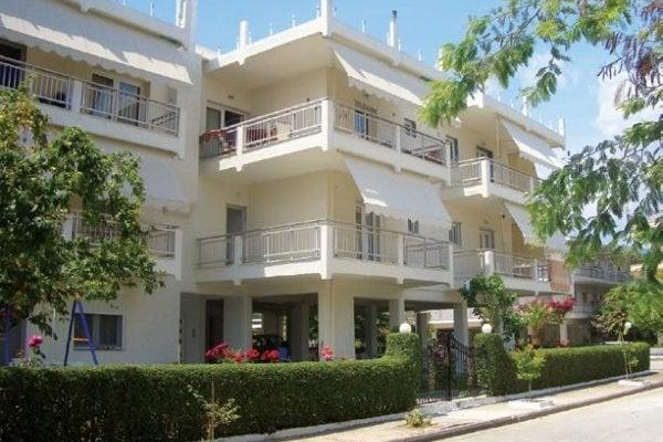 Apartmánový Dom Katia