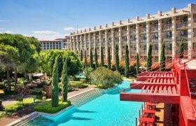 Gloria Serenity Resort recenzie