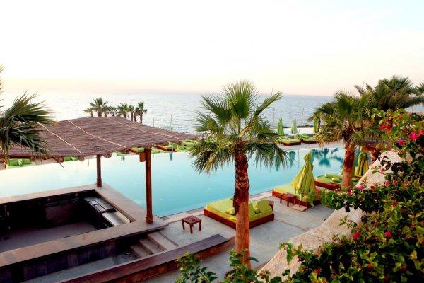 Jordánsko, Mŕtve more: OH Beach Resort Dead Sea 4* z Viedne