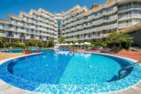 Bulharsko: Hotel Perla 3*
