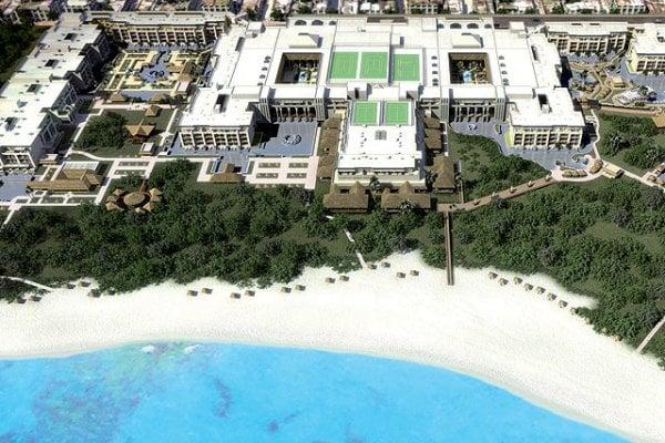 Paradisus Playa Del Carmen & The Reserve