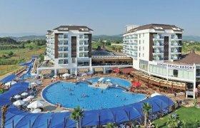 Cenger Beach Resort & Spa recenzie