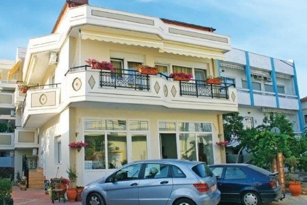 Apartmány Miranta