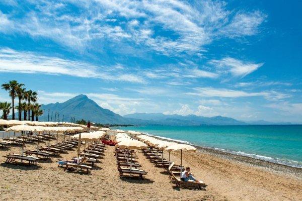 Sicília: Himera Beach Club 4*