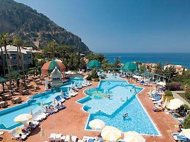 Ölüdeniz Beach Resort by Z Hotels