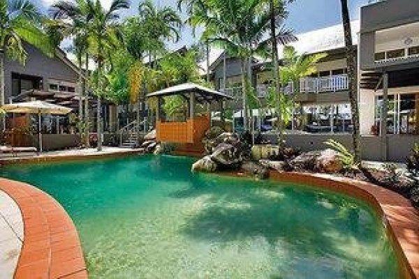 Paradise On The Beach Resort Palm Cove