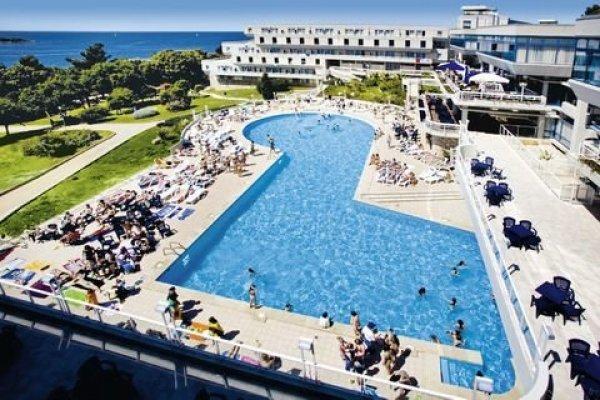 Zelena Resort - Hotel Delfin Plava Laguna