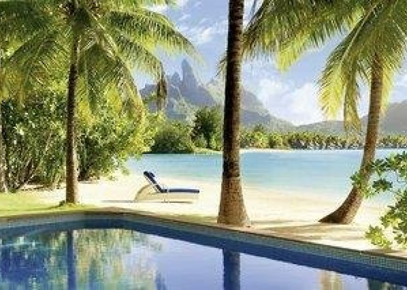 St.Regis Resort Bora Bora