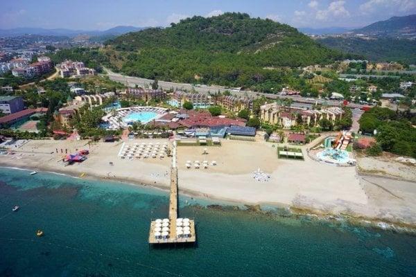 Tui Blue Pascha Bay Hotel