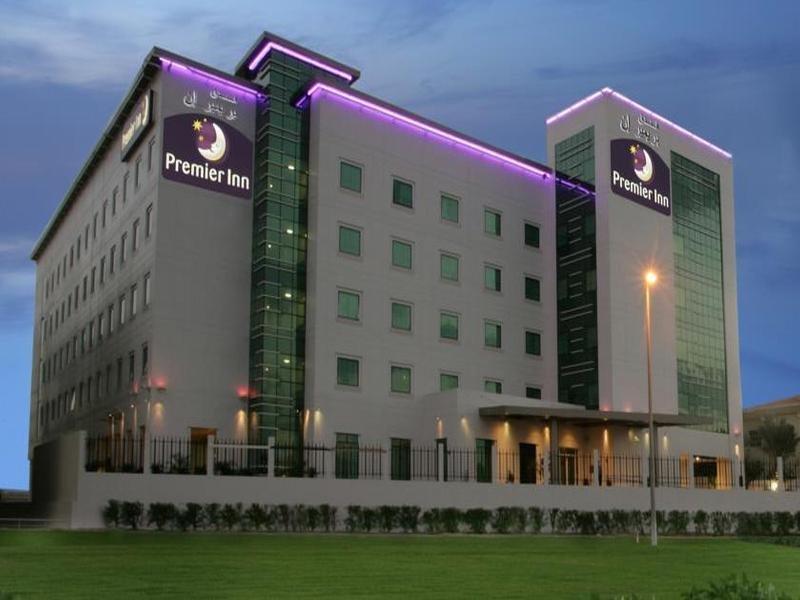 Premier Inn Dubai International Airport