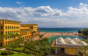 Strand Beach & Golf Resort Taba Heights recenzie