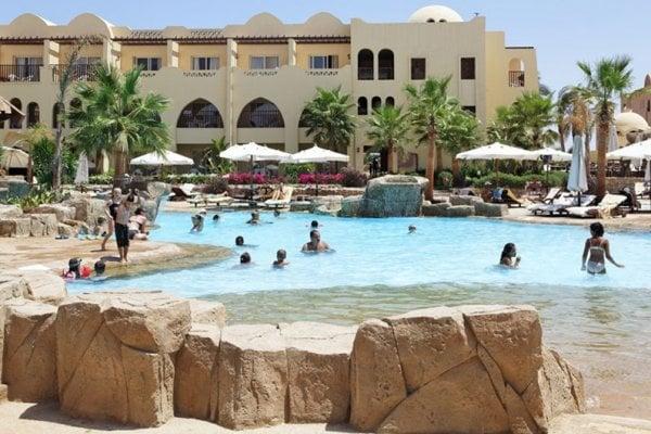 Hotel The Three Corners Palmyra