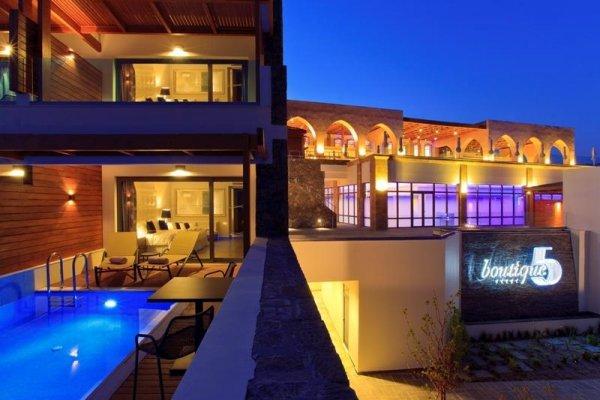 Boutique 5 Hotel & Spa - Erwachsenenhotel