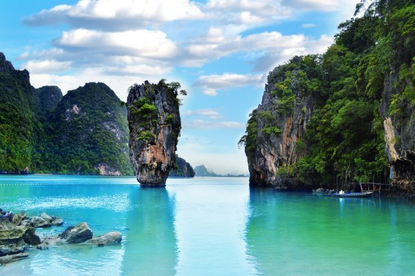 Klenoty Thajska: Phuket, Phi Phi, Krabi, Koh Samui