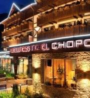Wellness Hotel Chopok