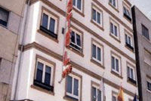 Ciudad De Compostela Hotel