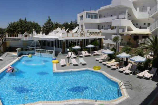 Fantasia Grecian Resort
