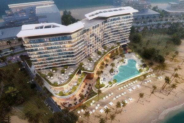 Ras al Khaimah: Hampton by Hilton Marjan Island 4*