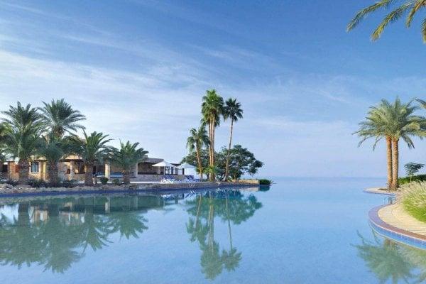 Jordánsko, Mŕtve more: Mövenpick Resort & Spa Dead Sea 5*