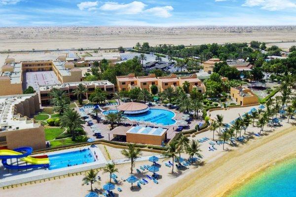 Ras al Khaimah: Smartline Beach Resort 4* s AI (slovenský delegát)
