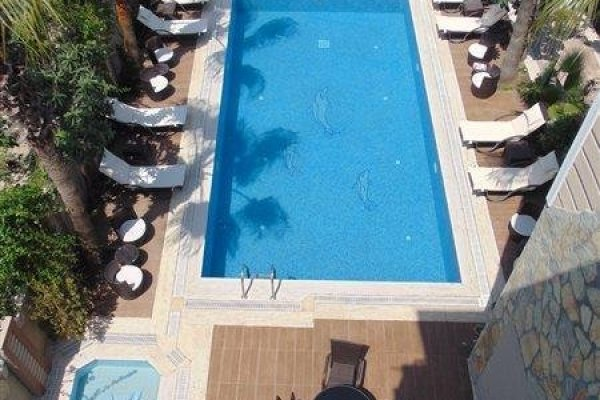 Nergiz Apart Hotel Side