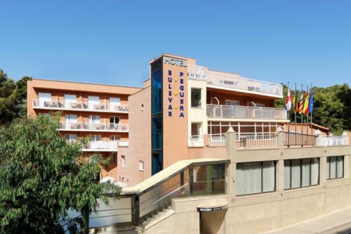 BQ Bulevar Paguera - Erwachsenenhotel