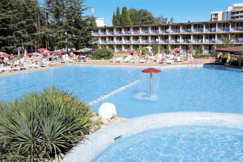 Park-Hotel Continental Sunny Beach