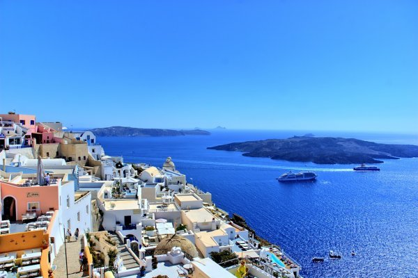 Santorini: Enjoy Villas
