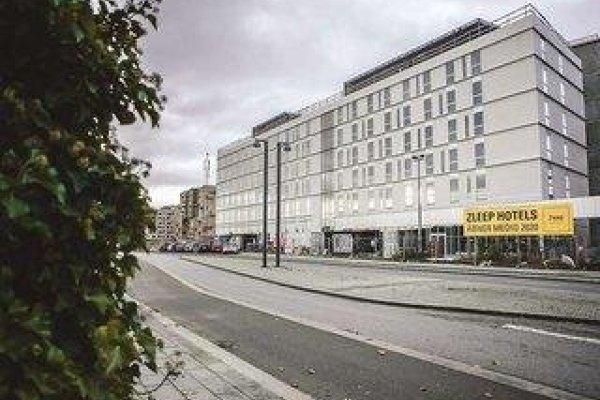 Zleep Hotel Copenhagen Arena
