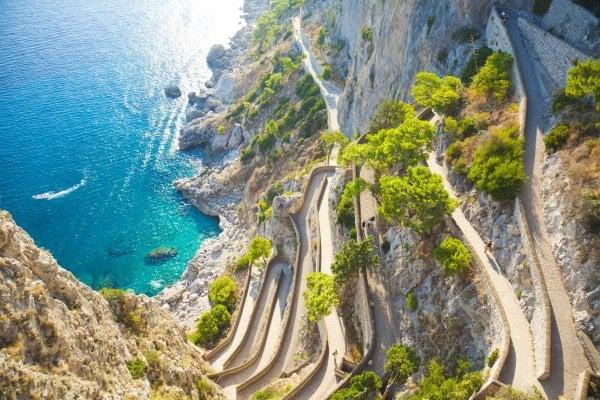 Klenoty Talianska: Ischia a Capri