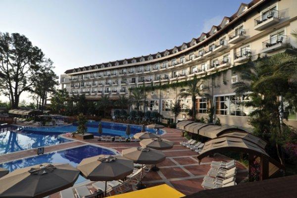 Seven Seas Gravel Select Hotel Kemer