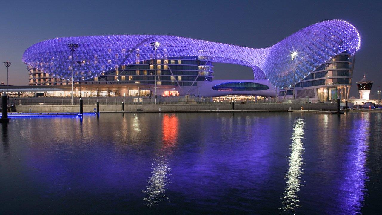 W Abu Dhabi - Yas Island Hotel