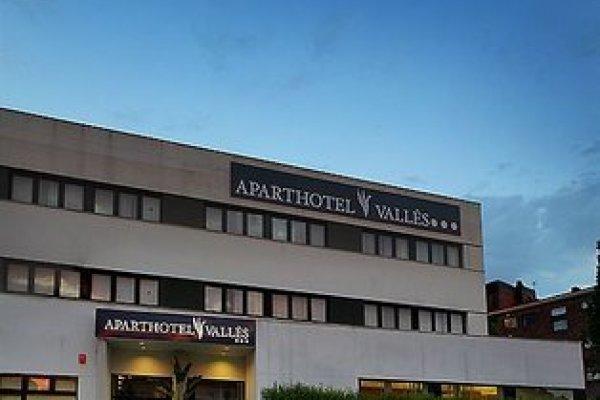 Attica 21 Aparthotel Valles Sabadell