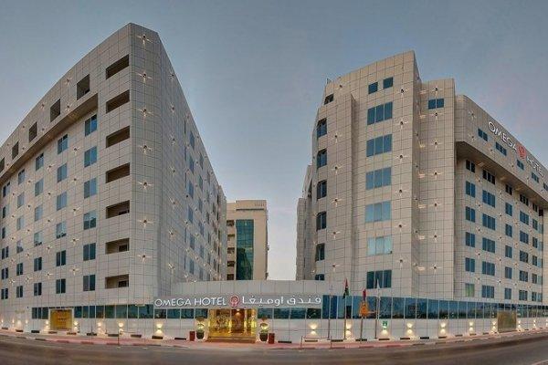 Omega Hotel Bur Dubai