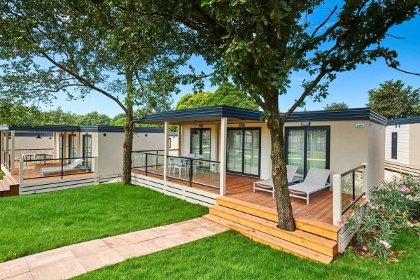 Camping Stella Maris Mobile Homes