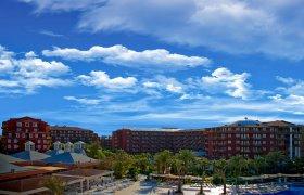 Selge Beach Resort & Spa - Halal Hotel recenzie