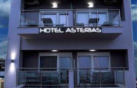 Asterias Hotel recenzie
