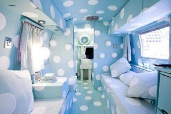 The Grand Daddy Hotel & Airstream Penthouse Park