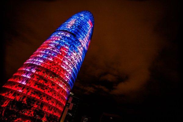 Silvester v Barcelone: Fira Congress 4*