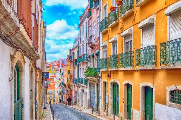 Portugalsko, Lisabon a Porto: TOP kombinácia