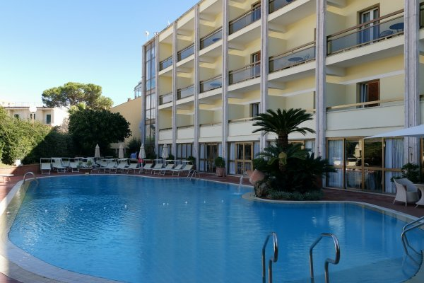 Ischia: Grand Hotel Terme Di Augusto 5*