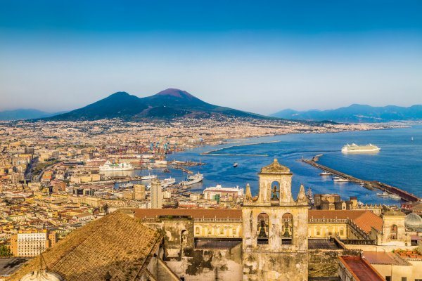 Taliansko: Neapol, Pompeje, Capri a Ischia