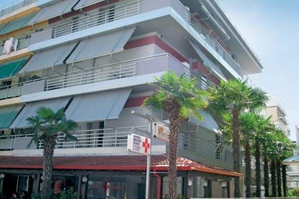 Apartmány Eutychia