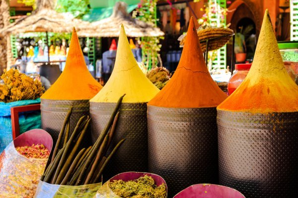 Marakéš: Perla Maroka s výletom k Atlasu