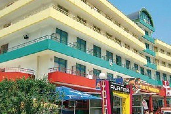 Party Hotel Golden Sands